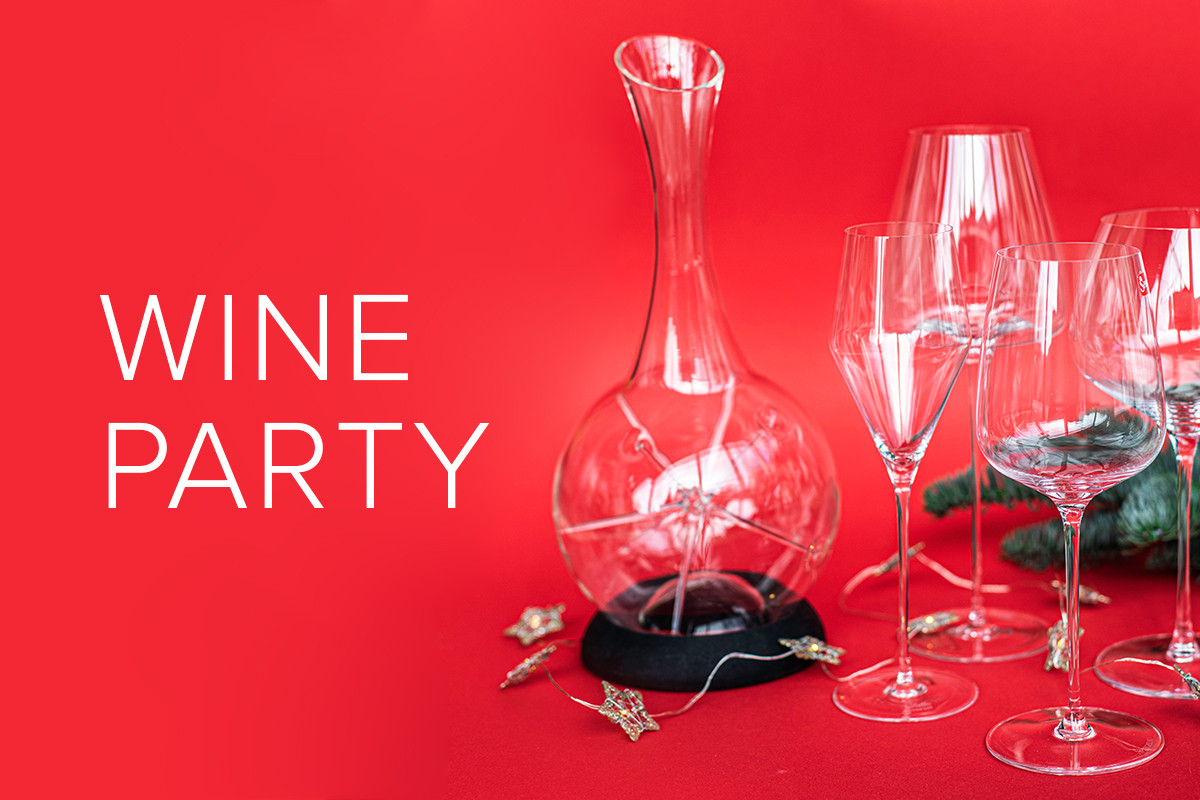 WINE PARTY WITH GOODWINE HOME